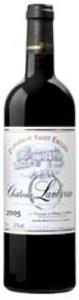 Château Lanbersac 2005, Ac Puisseguin Saint émilion Bottle