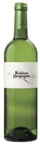 Château Rauzan Despagne Blanc 2008, Ac Bordeaux Bottle