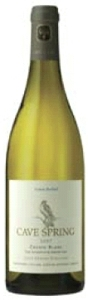 Cave Spring Estate Chenin Blanc 2007, VQA Beamsville Bench, Niagara Peninsula Bottle