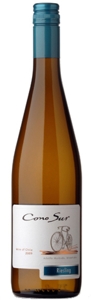 Cono Sur Riesling 2009, Bio Bio Valley Bottle