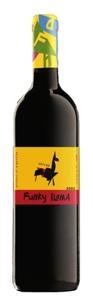 Funky Llama Shiraz 2009 Bottle