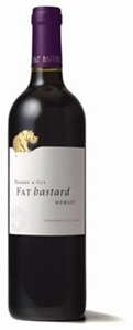Fat Bastard Merlot 2008, Vin De Pays D'oc Bottle