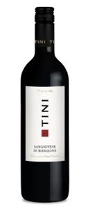 Tini Sangiovese Di Romagna 2008, Sangiovese Di Romagna Bottle