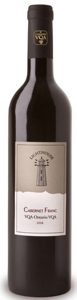 Pelee Island Lighthouse Cabernet Franc 2008, Ontario VQA Bottle