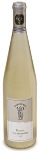 Pelee Island Lighthouse Riesling 2009, VQA Ontario Bottle
