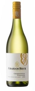 Graham Beck Chardonnay Viognier 2009 Bottle