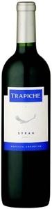 Trapiche Syrah 2009, Mendoza Bottle