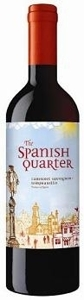 The Spanish Quarter Cabernet Sauvigion Tempranillo 2007, Costers Del Segre Bottle