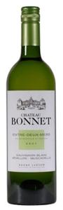 Andre Lurton Chateau Bonnet White 2008, Entre Deux Mers Bottle