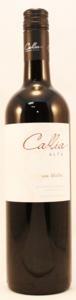 Callia Alta Malbec 2009, San Juan Bottle