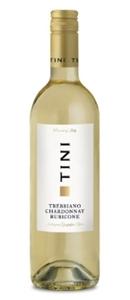 Tini Trebbiano Chardonnay Rubicone 2009, Igt Emilia Romagna Bottle