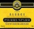 Pierre Sparr Gewurztraminer 2008, Alsace Bottle