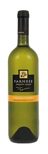 Farnese Chardonnay 2009, Central Bottle