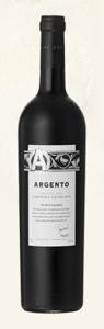 Argento Cabernet Sauvignon 2009, Mendoza Bottle