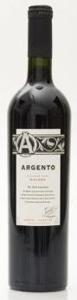 Argento Malbec 2009, Mendoza Bottle