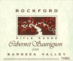 Rockford Rifle Range Cabernet Sauvignon 2002 Bottle