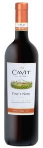 Cavit Collection Pinot Noir 2008, Igt Pavia Bottle
