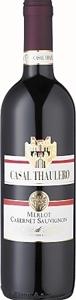 Casal Thaulero Merlot/Cabernet Sauvignon 2009 Bottle