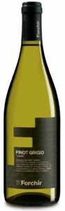 Forchir Pinot Grigio 'lamis' Doc 2008 Bottle