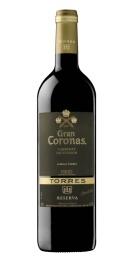 Torres Gran Coronas Cabernet Sauvignon Reserva 2005, Do Penedès Bottle