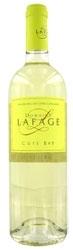 Domaine Lafage Blanc 2009, Vdp Cotes Catalanes Cote Est Bottle