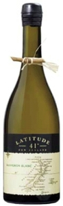 Latitude 41 Sauvignon Blanc 2008, Nelson/Marlborough, South Island Bottle