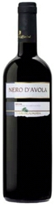 Terre Di Giumara Nero D'avola 2007, Igt Sicilia Bottle