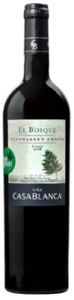 Viña Casablanca El Bosque Winemaker's Choice Syrah 2008, Rapel Valley Bottle