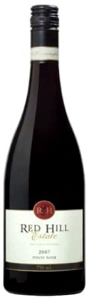 Red Hill Estate Pinot Noir 2007, Mornington Peninsula Bottle