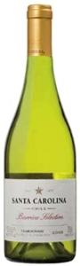Santa Carolina Barrica Selection Chardonnay 2008, Casablanca Valley Bottle
