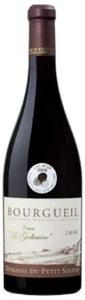 Domaine Du Petit Souper Bourgueil 2008, Ac Bottle