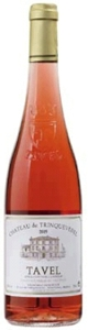 Chateau De Trinquevedel Tavel Rosé 2009, Ac Bottle