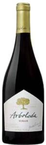 Arboleda Syrah 2007, Aconcagua Valley Bottle