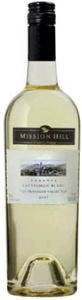 Mission Hill Reserve Sauvignon Blanc 2007, VQA Okanagan Valley Bottle