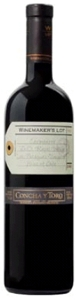Concha Y Toro Winemaker's Lot 148 Carmenère 2007, Rapel Valley, Las Pataguas Vineyard Bottle
