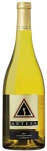 Artesa Chardonnay 2007, Carneros Bottle