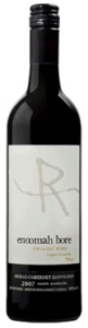 Temple Bruer Enoomah Bore Shiraz/Cabernet 2007, South Australia Bottle