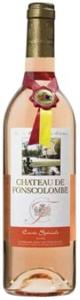 Château De Fonscolombe Cuvée Spéciale Rosé 2009, Ac Coteaux D'aix En Provence Bottle
