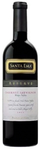 Santa Ema Reserve Cabernet Sauvignon 2005, Maipo Valley Bottle