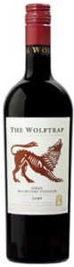 The Wolftrap Syrah/Mourvèdre/Viognier 2009, Wo Western Cape Bottle