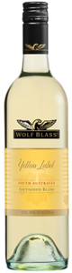 Wolf Blass Yellow Label Sauvignon Blanc 2009 Bottle
