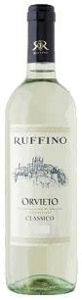 Ruffino Orvieto Classico 2009, Umbria Bottle
