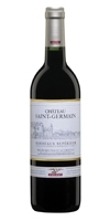 Calvet Chateau St. Germain Bordeaux Superieur 2008 Bottle