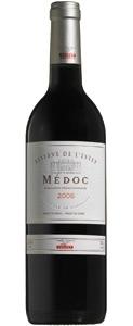 Calvet Medoc Reserve De L'estey 2008, Bordeaux Medoc Bottle