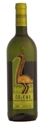 Obikwa Sauvignon Blanc 2009, Western Cape Bottle
