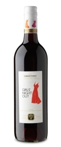 Girls' Night Out Cabernet Shiraz 2008, Ontario VQA Bottle