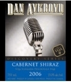Dan Akroyd Cabernet Shiraz 2008, Niagara Peninsula Bottle
