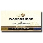 Woodbridge Pinot Grigio 2009, California Bottle