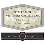 Sterling Vintner's Collection Chardonnay 2008, Central Coast, California Bottle