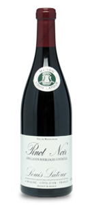 Louis Latour Pinot Noir 2008, Burgundy Bottle